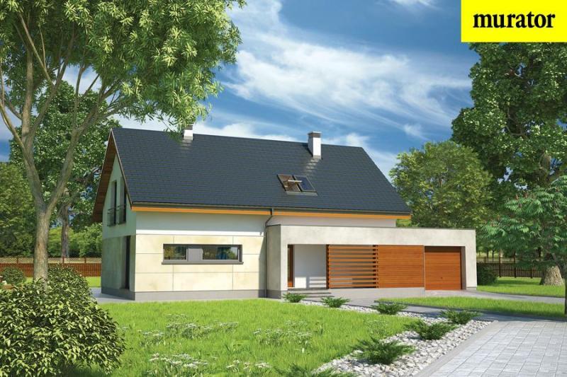 проекты одноэтажных домов со встроенным гаражом специалисты